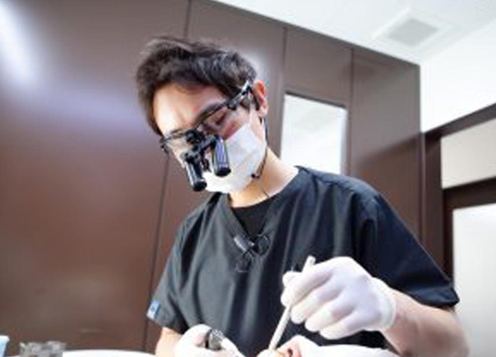 小嶋デンタルクリニックのインプラント治療の流れ 初診(再診)来院時