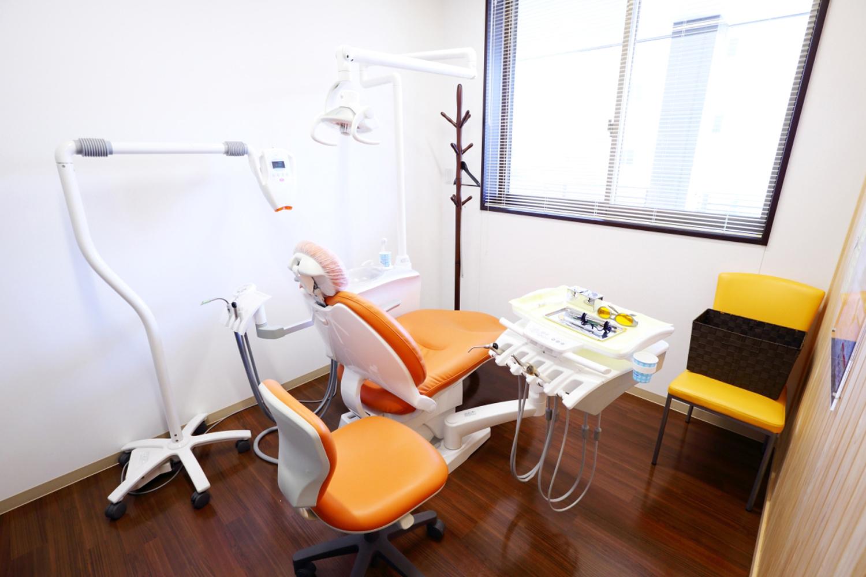 静岡市の小嶋デンタルクリニック 完全個室診察室