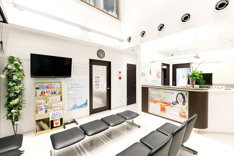 静岡市の小嶋デンタルクリニック 歯科独特の匂いはしません