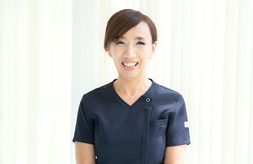 静岡市の小嶋デンタルクリニックの歯科衛生士_1