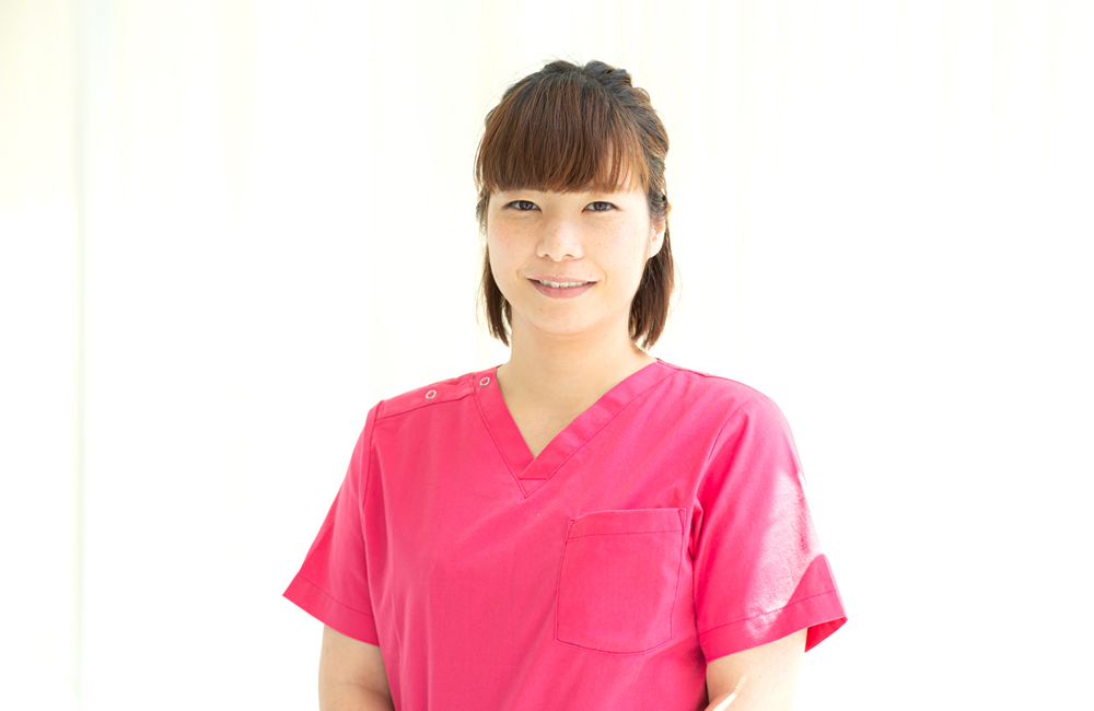 静岡市の小嶋デンタルクリニックの歯科衛生士_9